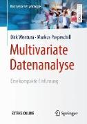 Cover-Bild zu Multivariate Datenanalyse von Wentura, Dirk
