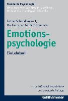 Cover-Bild zu Emotionspsychologie von Schmidt-Atzert, Lothar