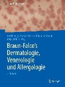 Cover-Bild zu Braun-Falco's Dermatologie, Venerologie und Allergologie (eBook) von Plewig, Gerd (Hrsg.)
