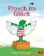 Cover-Bild zu Frosch im Glück von Velthuijs, Max