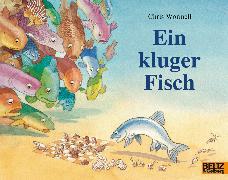Cover-Bild zu Ein kluger Fisch von Wormell, Chris