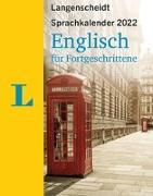 Cover-Bild zu Langenscheidt Sprachkalender Englisch für Fortgeschrittene 2022