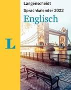 Cover-Bild zu Langenscheidt Sprachkalender Englisch 2022
