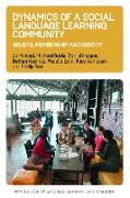 Cover-Bild zu Dynamics of a Social Language Learning Community (eBook) von Mynard, Jo