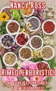 Cover-Bild zu Rimedi erboristici: Una guida per principianti ai rimedi erboristici (eBook) von Ross, Nancy