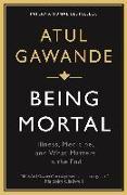 Cover-Bild zu Being Mortal von Gawande, Atul