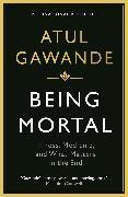 Cover-Bild zu Being Mortal (eBook) von Gawande, Atul