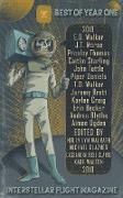 Cover-Bild zu Interstellar Flight Magazine Best of Year One (Interstellar Flight Magazine Anthology, #1) (eBook) von Walrath, Holly Lyn