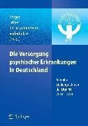 Cover-Bild zu Die Versorgung psychischer Erkrankungen in Deutschland (eBook) von Mathias, Berger