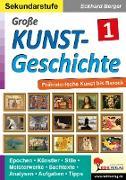 Cover-Bild zu Große Kunstgeschichte / Band 1 (eBook) von Berger, Eckhard