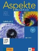 Cover-Bild zu Aspekte 2 (B2) - Lehrbuch mit DVD von Koithan, Ute