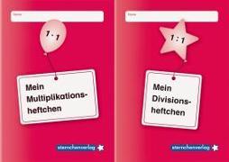 Cover-Bild zu Mein Multiplikationsheftchen und mein Divisionsheftchen im Kombi von Langhans, Katrin