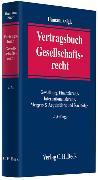 Cover-Bild zu Vertragsbuch Gesellschaftsrecht von Hamann, Hartmut (Hrsg.)