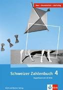 Cover-Bild zu Schweizer Zahlenbuch 4. Schuljahr. Begleitband von Müller, Gerhard N.
