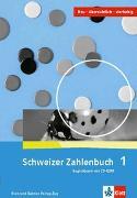 Cover-Bild zu Schweizer Zahlenbuch 1. Schuljahr. Begleitband von Müller, Gerhard N.