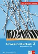 Cover-Bild zu Schweizer Zahlenbuch 2. Schuljahr. Begleitband von Müller, Gerhard N.