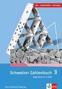 Cover-Bild zu Schweizer Zahlenbuch 3. Schujahr. Begleitband von Müller, Gerhard N.