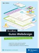 Cover-Bild zu Grundkurs gutes Webdesign (eBook) von Rohles, Björn