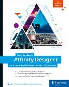 Cover-Bild zu Affinity Designer (eBook) von Goldbach, Anke