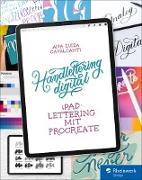 Cover-Bild zu Handlettering digital (eBook) von Cavalcanti, Ana Luiza