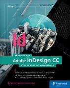 Cover-Bild zu Adobe InDesign CC (eBook) von Wäger, Markus