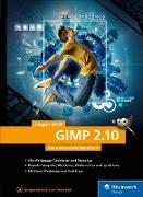 Cover-Bild zu GIMP 2.10 (eBook) von Wolf, Jürgen