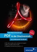 Cover-Bild zu PDF in der Druckvorstufe (eBook) von Schneeberger, Hans Peter