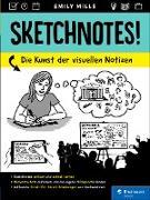 Cover-Bild zu Sketchnotes! (eBook) von Mills, Emily