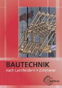 Cover-Bild zu Bautechnik nach Lernfeldern für Zimmerer von Ballay, Falk