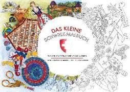 Cover-Bild zu Das kleine Schweiz-Malbuch von Howell, Janet