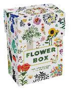 Cover-Bild zu Flower Box Postcards von Princeton Architectural Press (Geschaffen)