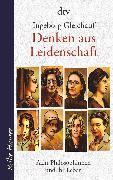 Cover-Bild zu Gleichauf, Ingeborg: Denken aus Leidenschaft (eBook)