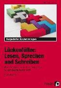 Cover-Bild zu Lückenfüller: Lesen, Sprechen und Schreiben von Penzenstadler, Brigitte