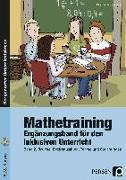 Cover-Bild zu Mathetraining 5./6. Klasse Band 2 - Ergänzungsband von Penzenstadler, Brigitte