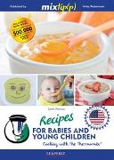 Cover-Bild zu Recipes for Babies and Young Children von Petrovic, Sarah