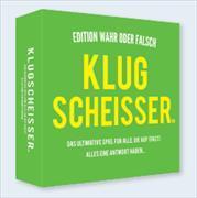 Cover-Bild zu Klugscheisser - Wahr oder Falsch