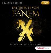 Cover-Bild zu Collins, Suzanne: Die Tribute von Panem X. Das Lied von Vogel und Schlange
