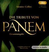 Cover-Bild zu Collins, Suzanne: Die Tribute von Panem. Gesamtausgabe (1-3)
