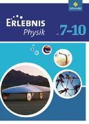 Cover-Bild zu Erlebnis Physik 7-10. Schülerband. Realschule. Niedersachsen