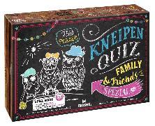 Cover-Bild zu Kneipenquiz - Family & Friends Spezial
