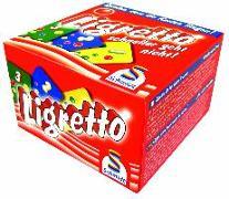 Cover-Bild zu Ligretto schneller geht nicht! Rot