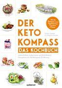 Cover-Bild zu Der Keto-Kompass - Das Kochbuch von Gonder, Ulrike
