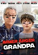 Cover-Bild zu Immer Ärger mit Grandpa von Tim Hill (Reg.)
