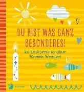 Cover-Bild zu Fritsch, Marlene: Du bist was ganz Besonderes!