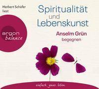 Cover-Bild zu Grün, Anselm: Spiritualität und Lebenskunst