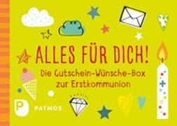 Cover-Bild zu Fritsch, Marlene: Alles für dich!