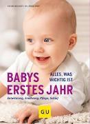 Cover-Bild zu Babys erstes Jahr von Weigert, Vivian