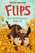 Cover-Bild zu Matysiak, Mascha: Flips - Ein Wollschwein legt los