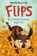 Cover-Bild zu Matysiak, Mascha: Flips - Ein Wollschwein legt los (eBook)