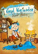 Cover-Bild zu Schütze, Andrea: Graf Koriander bleibt kleben (Graf Koriander, Bd. 1) (eBook)